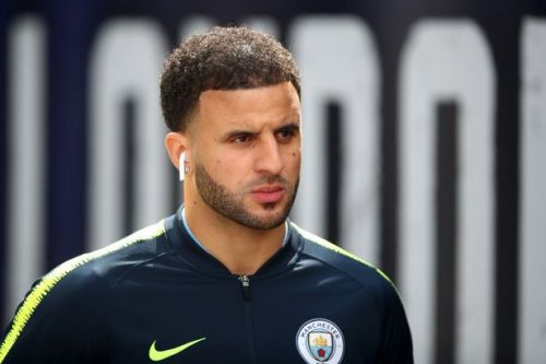 What Man Utd fans have told Kyle Walker about Man City's title race with Liverpool