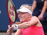 Great Britain's Harriet Dart set to bag nearly £50,000 after reaching main draw of the US Open