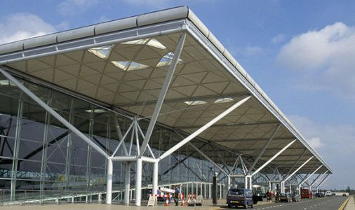 Stansted Airport horror: Terminal road closed as man falls and becomes trapped under car