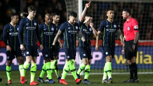Manchester City's 'brilliant' Foden faces fight for regular spot - Guardiola