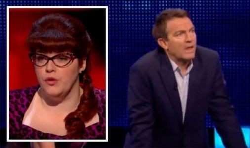 Bradley Walsh lost for words over 'nonsense' The Chase question: 'Can you believe that!'