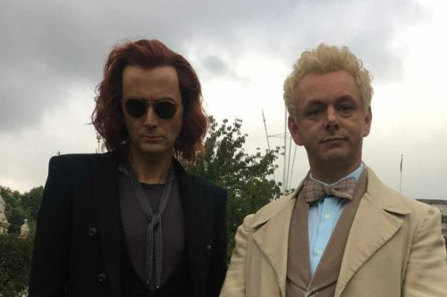 When is Neil Gaiman's Good Omens released on Amazon Prime and BBC? Who is in the cast, and what's going to happen?