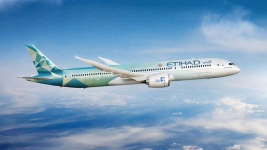 Etihad partners with Boeing for B787 'Greenliner'