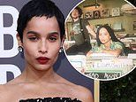 Zoe Kravitz strikes out at Hulu for a lack of shows starring women of color