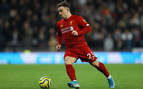 Liverpool reject two loan bids for Xherdan Shaqiri