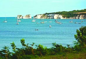No anchoring zones proposed for Studland Bay