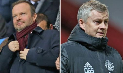 Man Utd chief Ed Woodward delivers negative transfer news to Ole Gunnar Solskjaer
