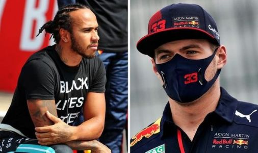 Max Verstappen gives explosive response on team radio to Lewis Hamilton order