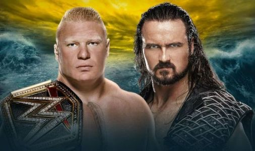 WWE WrestleMania 36 LIVE: Updates with John Cena, Brock Lesnar and Drew McIntyre in action