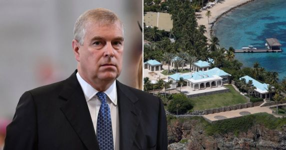 Prince Andrew 'openly groped girls on Jeffrey Epstein's island'