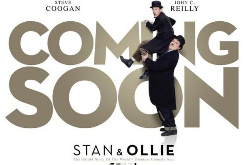 Stan & Ollie trailer: Steve Coogan and John C. Reilly star in the Laurel and Hardy biopic