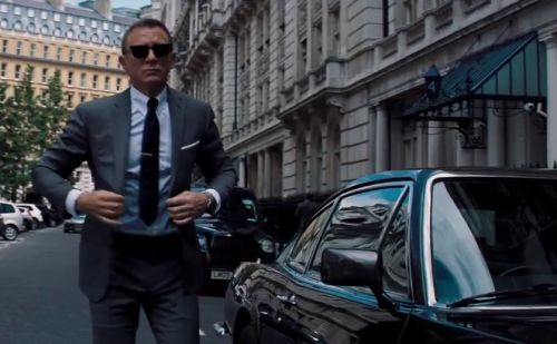 James Bond No Time To Die full trailer sees Daniel Craig cheat death as 007
