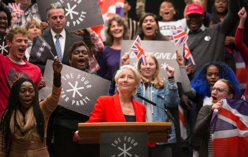 Emma Thompson leads the country in new futuristic series Years and Years