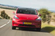 New 2022 Tesla Model Y video review: EV crossover driven in UK