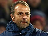 Bayern Munich confirm Hans-Dieter Flick will stay as manager until at least the winter break