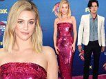 Riverdale stars Lili Reinhart and Cole Sprouse glam it up on red carpet at 2018 Teen Choice Awards