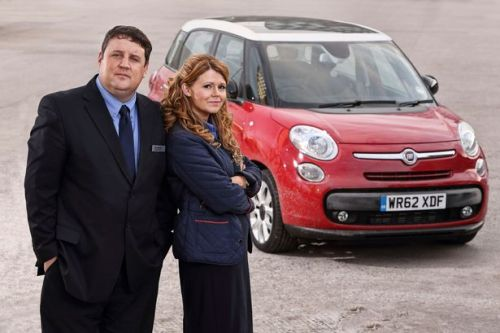 Sian Gibson tested tampons for a living before starring in Peter Kay's Car Share