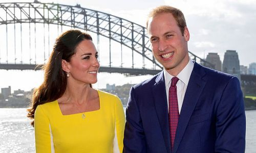 The sweet story behind Kate Middleton's latest dress - and why Prince William teased her