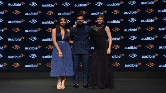Amazon's Audible debuts in India