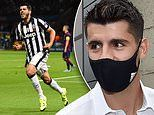 'This is the chance of a lifetime': Alvaro Morata cannot wait to get started at Juventus