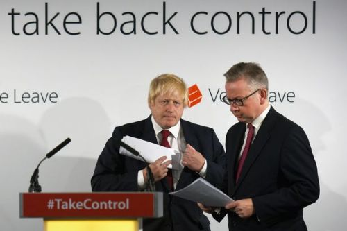 Tory leadership in dirty tricks storm as Boris Johnson 'plots to knock out Gove'