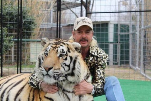 Tiger King's Joe Exotic pardon 'to be considered' by Donald Trump