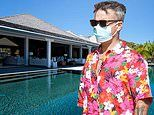 Inside Robbie Williams' villa where he's 'self-isolating after testing positive for COVID-19'