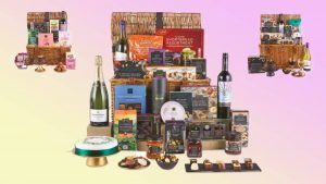 Aldi's impressive Christmas hampers are back and there's something for everyone
