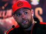 Billy Joe Saunders to fight Shefat Isufi for interim WBO super-middleweight title at Lamex Stadium