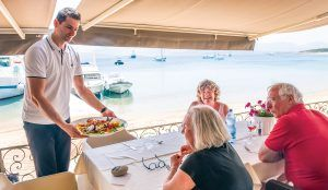 Sardinia for lunch: Exploring the Tyrrhenian Islands by boat