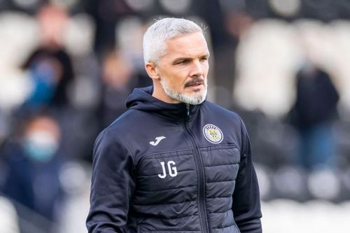 Jim Goodwin in Celtic and Rangers claim as bristling St Mirren boss 'states facts' over refereeing decisions