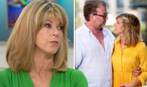 Kate Garraway gives update on husband's 'excruciatingly worrying' condition to GMB viewers