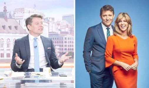 Ben Shephard: Why is Ben Shephard leaving Good Morning Britain?