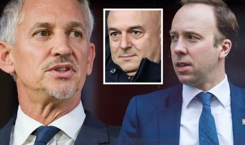 Gary Lineker hits back at Matt Hancock and insists footballers will step up with donations