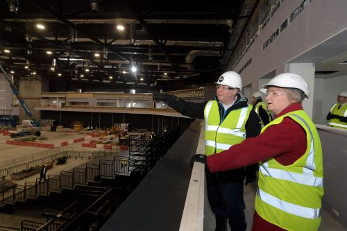 AECC replacement could attract top acts, hope council leaders