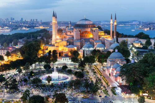 Top 7 attractions of Istanbul