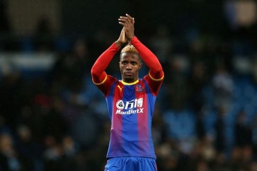 Wilfried Zaha transfer: Crystal Palace star 'wanted by Borussia Dortmund'