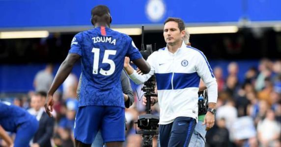 Kurt Zouma hints at bitterness at old Chelsea regime