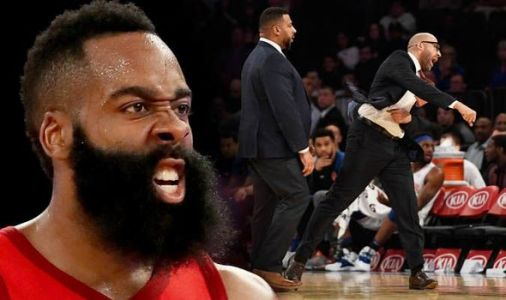 James Harden claim made by Knicks coach David Fizdale after career-high night for Rockets
