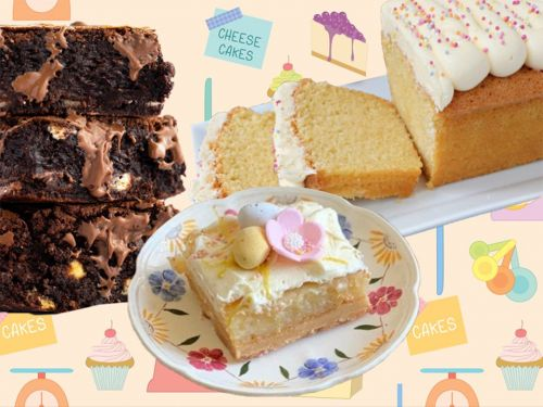 Four Bake Off-worthy recipes you can make with these 10 storecupboard ingredients