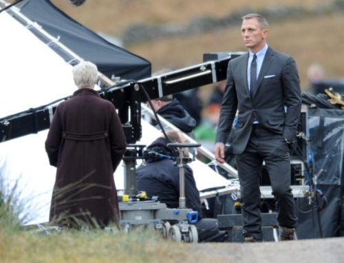 As filming begins on the new James Bond in the Highlands, take a look at how things went the last time the franchise was here