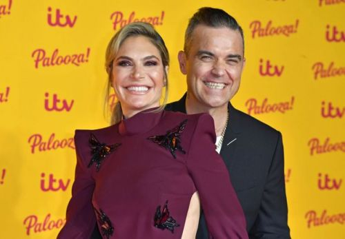 Robbie Williams Digs Out Rock DJ Pants To Treat Us All To Tiger King-Themed Workout