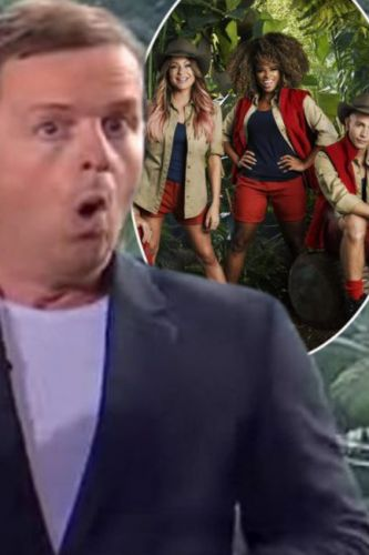 I'm A Celebrity 2018: Campmates issued with WARNING as bad weather threatens launch of new series just as stars like Emily Atack and Harry Redknapp arrive in jungle