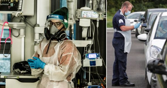 UK death toll rises to 44,517 after another 126 lose lives to outbreak