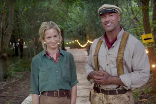 When is Jungle Cruise in cinemas? Who's in the cast? Is there a trailer?