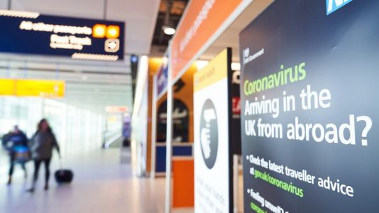 France and The Netherlands added to UK arrivals quarantine list