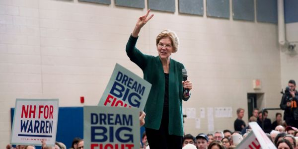Elizabeth Warren reveals she earned $2 million over 30 years from private legal work as she feuds with Pete Buttigieg over financial transparency