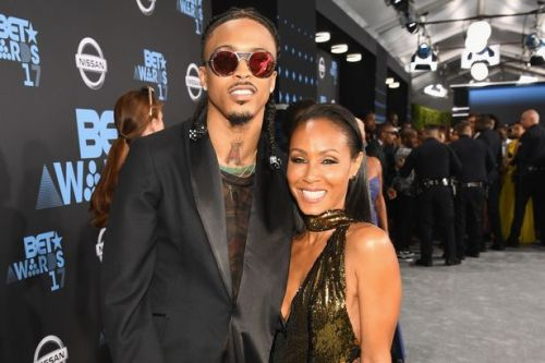 Jada Pinkett Smith speaks out on her relationship with August Alsina