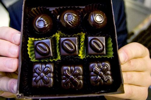 Dark chocolate becomes Brits' favourite food to make them happy, study says