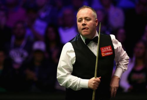John Higgins makes the first 147 break at the World Snooker Championship for eight years